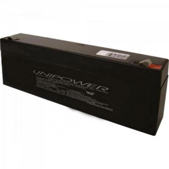 Bateria Estacionária Selada 12V/2,3A VRLA UP1223 UNIPOWER