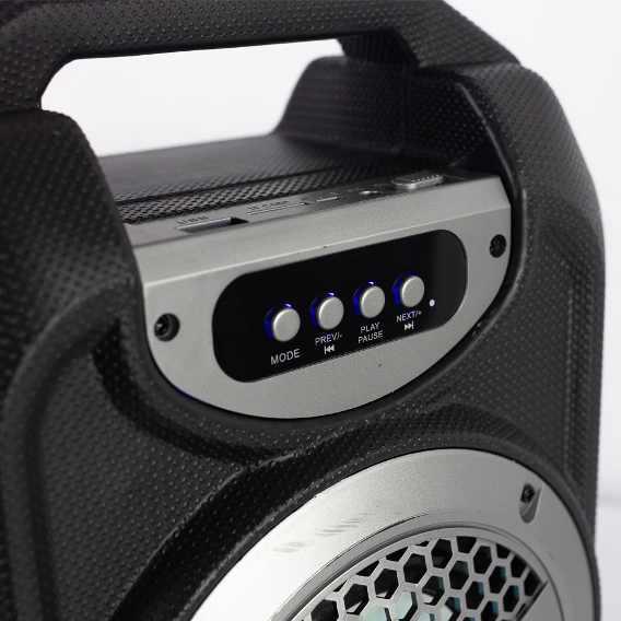 Caixa de Som Bluetooth RBM-012 Hoopson
