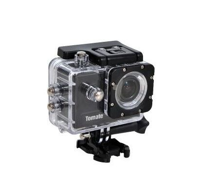 Câmera e Filmadora Sport 4k Wifi Tomate MT-1091K