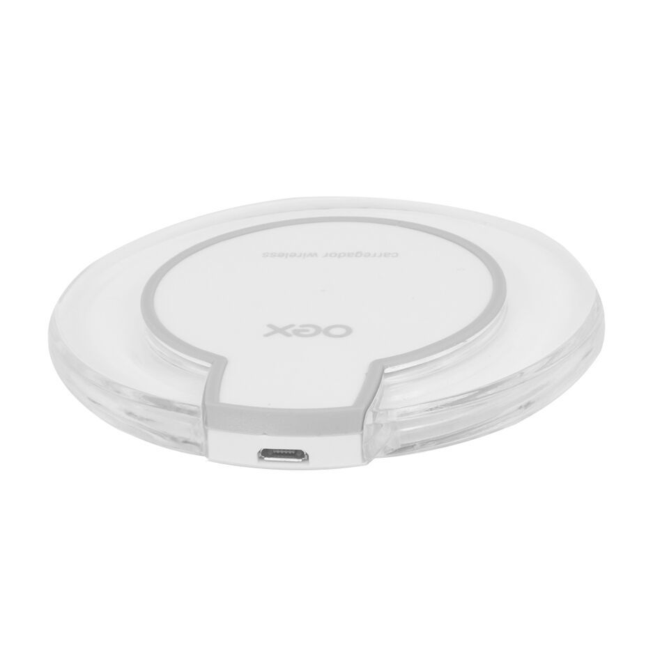 Carregador de Celular Wireless Moon Oex CW-100
