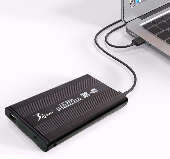 Case para HD Sata 2,5 Knup HD001