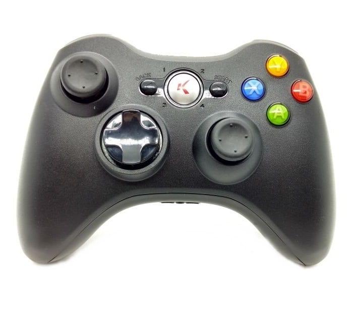 Controle Sem Fio Xbox 360 Controle Knup KP-5122