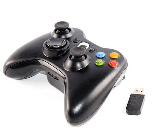 Controle Xbox 360 Sem Fio Wireless Usb PS3/PC/Android