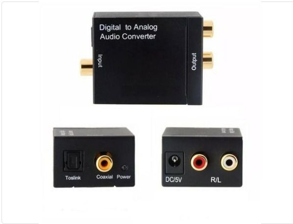 Conversor De Áudio Digital Para Analógico Xtrad Xt-5528