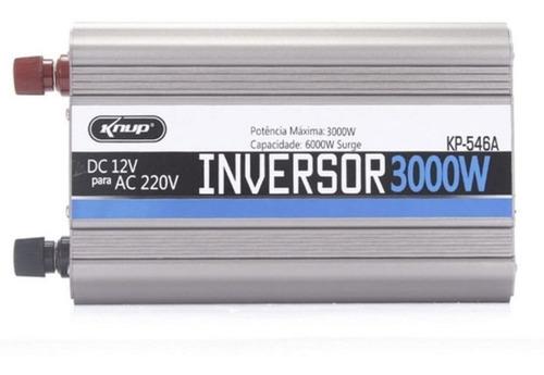 Conversor Inversor De Energia 3000w 12v 220v