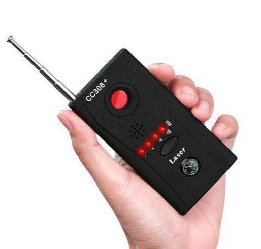 Detector de Câmeras Rádio localizador Semi SC8992