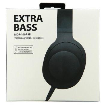 Fone de Ouvido Extra Bass MDR-100AAP