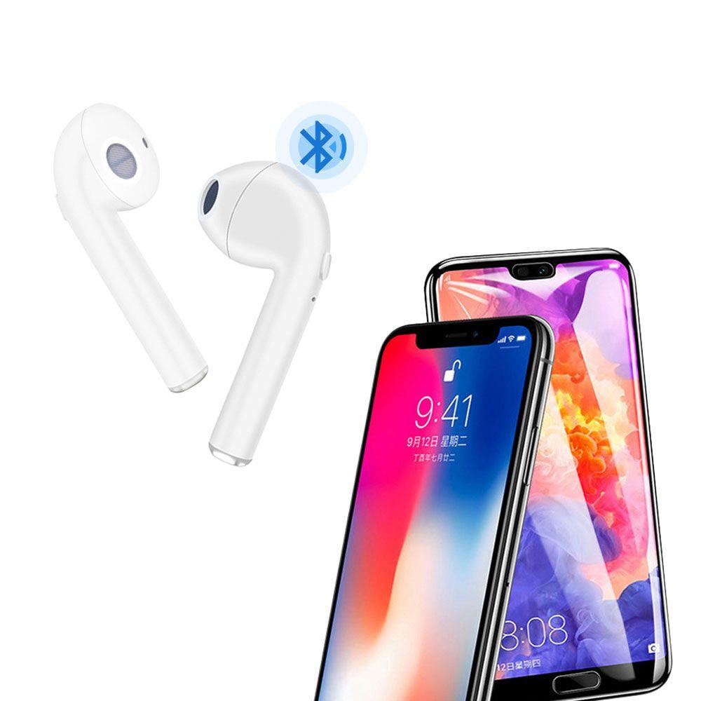 Fone Bluetooth sem Fio i7 Mini para Celular IOS/Android TWS