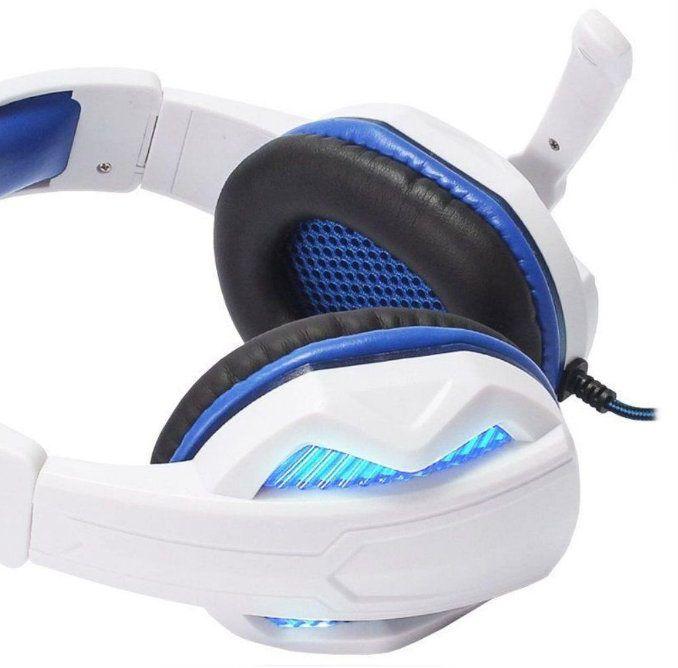 Fone De Ouvido Headphone Gamer Knup Kp-397