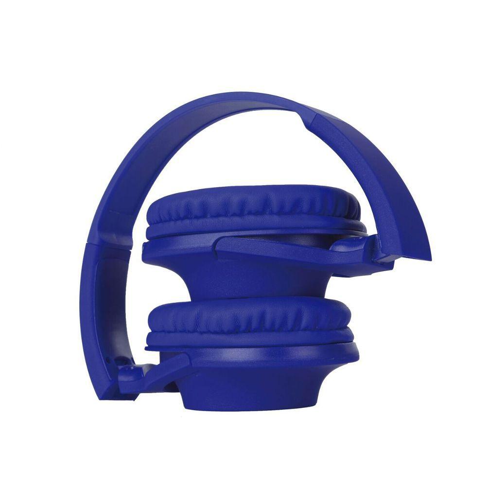 Fone de Ouvido Headset Flow Oex HS-207 Azul