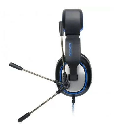 Fone Headset Gamer USB SADES R7 Sound 7.1