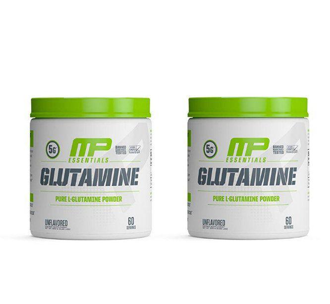 Combo 2 Glutaminas 300g cada Muscle Pharm