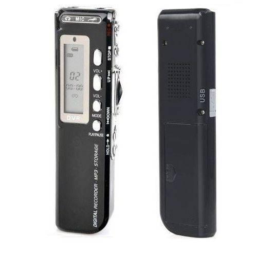 Gravador de voz Digital LCD kp-8004