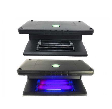 Identificador de Notas Falsas Luz UV Tomate MYC-01