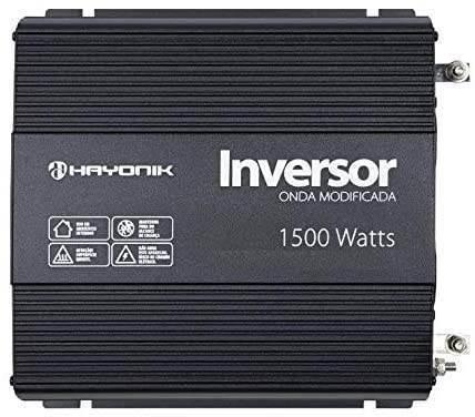 Inversor 1500w Off Grid 24v 110v Hayonik