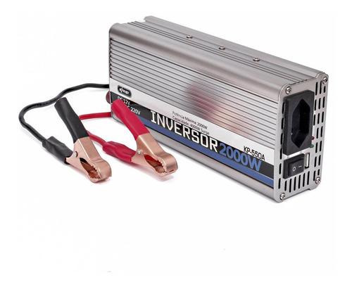 Inversor Automotivo Veicular Knuip 2000w 24v 220v