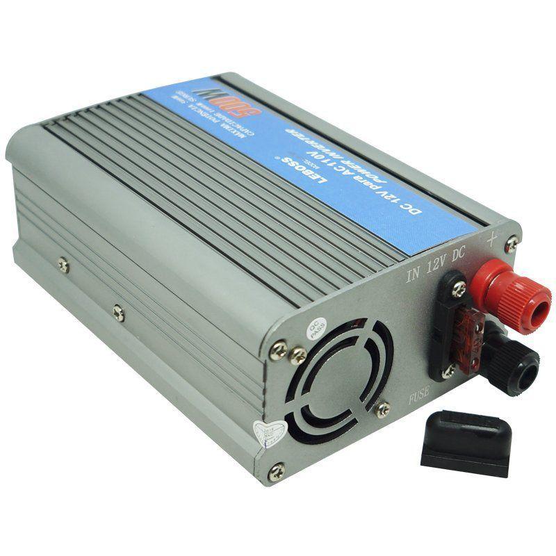 Inversor Veicular com Potência 1000W 110V Leboss LB-521