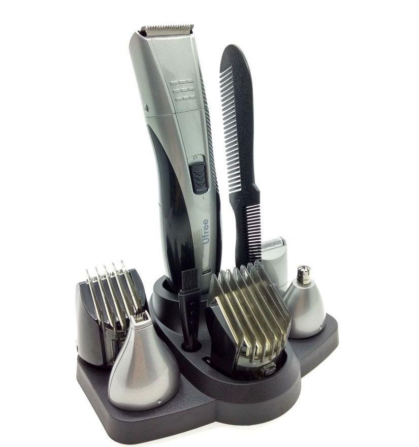 Kit de Barbeador e Aparador de Pelos Ufree 6170