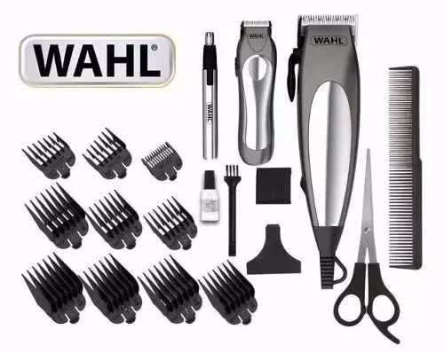 Kit Máquina de Barbear Original Deluxe Home Pro Wahl