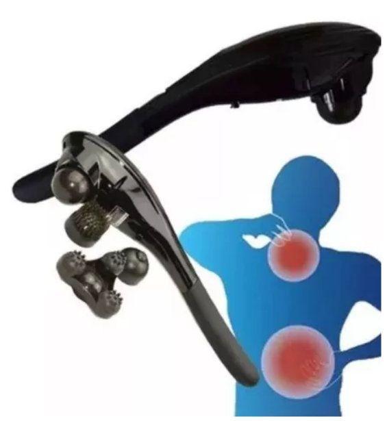 Massageador Elétrico Com Bateria Beat Massage Stick Speed Sl-2008