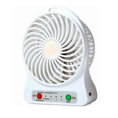 Mini Ventilador recarregável USB Portátil Mini Fan TB-0991