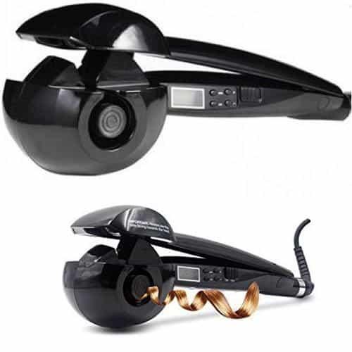 Modelador de Cachos Babyliss Digital Perfect Curl Nanzhong NZ-912