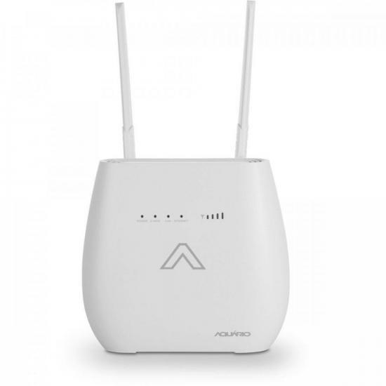 Modem Wifi 4G Heptaband MD-4000 Branco AQUÁRIO