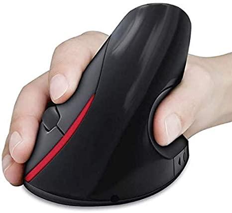 Mouse Vertical Anatômico Weibo sem fio