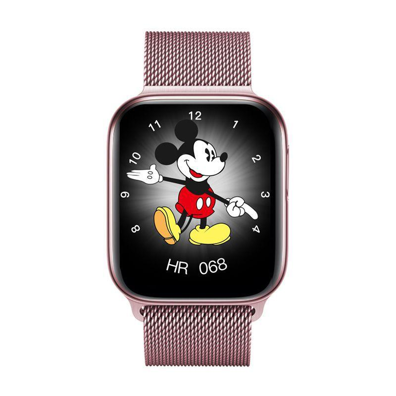 NOVO Relógio Smartwatch P80S Touch Screen