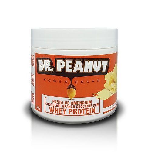 Pasta de Amendoim 500g Power Cream Dr. Peanut