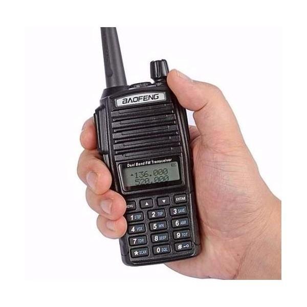 Rádio Comunicador Baofeng UV-82
