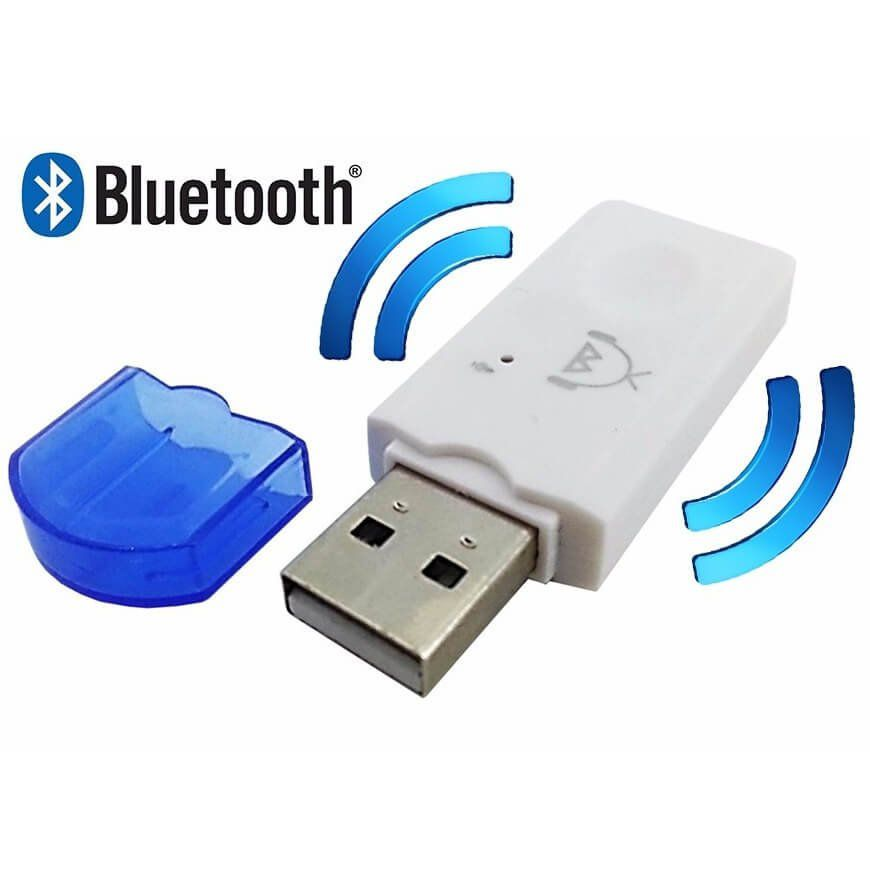 Receptor Bluetooth USB Dongle