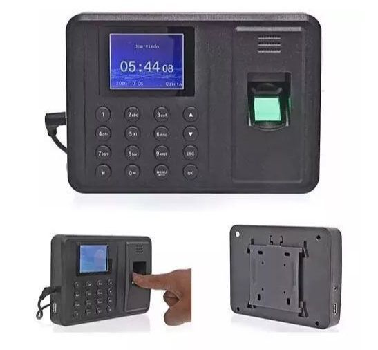 Relógio de Ponto Biométrico SC9002 Semi