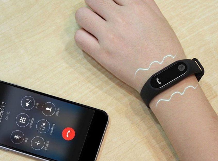 Relógio Inteligente Medidor Frequência Bracelete M2