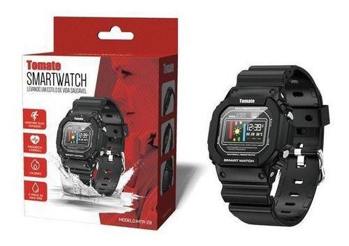 Relógio Smart Watch Tomate Mtr-28 A Provo D´agua