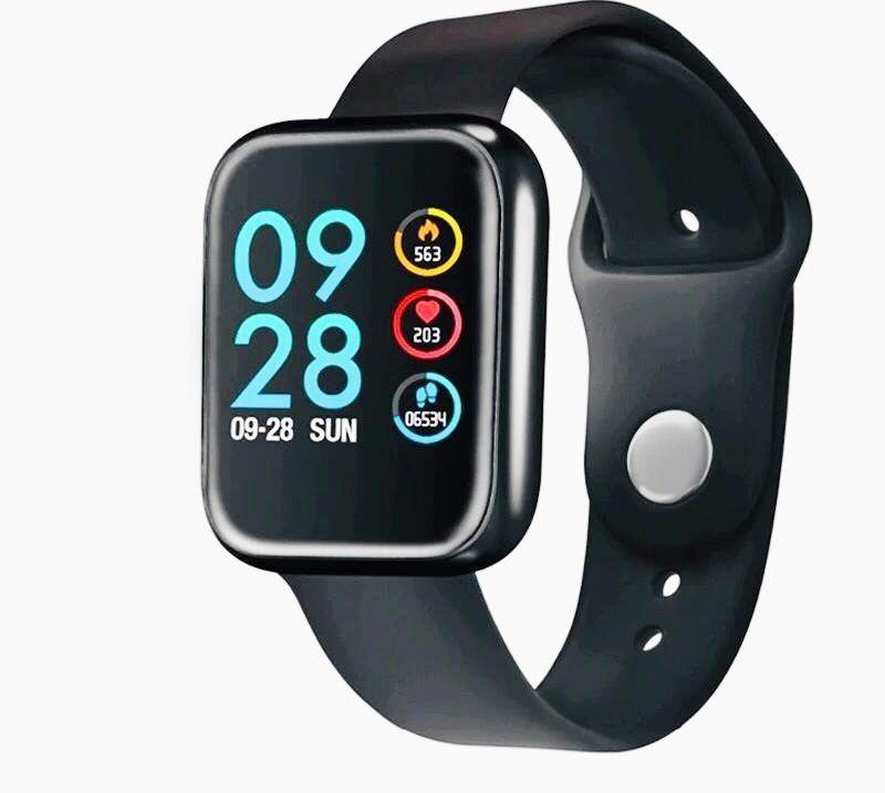 Relógio Smartwatch P80 Touch Screen