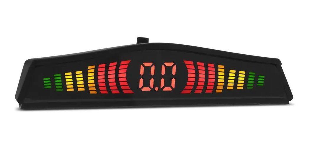 Sensor de Estacionamento mtc-6101C PRETO Tomate
