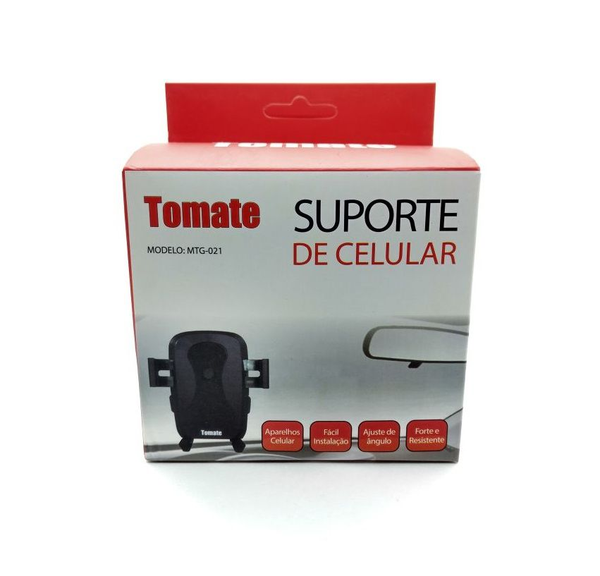 Suporte de Celular Veicular Tomate Mtg-021