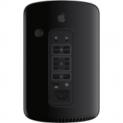 Mac Pro 6.1 Intel Xeon 6-core 3,5Ghz 16gb 256gb Ssd MD878LL/A Recertificado