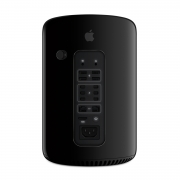 Mac Pro 6.1 Intel Xeon 6-core 3,5Ghz 16gb 256gb Ssd MD878LL/A Seminovo