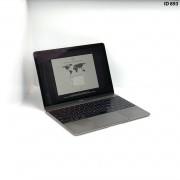 Macbook 12 Silver M 1.1Ghz 8GB 256GB SSD MF855LL/A Seminovo