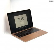 Macbook Air 13 Gold i5 1.6Ghz 8GB 128gb SSD MVFH2LL/A Seminovo