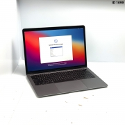 Macbook Air 13 Space Grey i5 1.6Ghz 8GB 128gb SSD MVFH2LL/A Seminovo