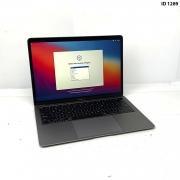Macbook Air 13 Space Grey i5 1.6Ghz 8GB 256gb SSD MVFH2LL/A Seminovo