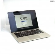 Macbook Pro Retina 13 i5 2.7Ghz 8GB 256GB SSD MF839LL/A Recertificado