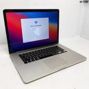 Macbook Pro Retina 15 i7 2.0Ghz 8GB 256GB SSD ME293LL/A Seminovo