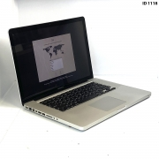 Macbook Pro Retina 15 I7 2.3Ghz 8GB 256GB SSD MC975LL/A Seminovo
