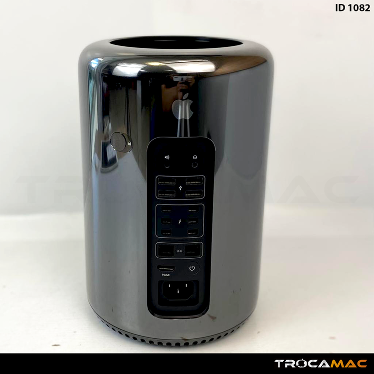 Mac Pro 6.1 Intel Xeon 6-core 3,5Ghz 16gb 1TB Ssd MD878LL/A Seminovo