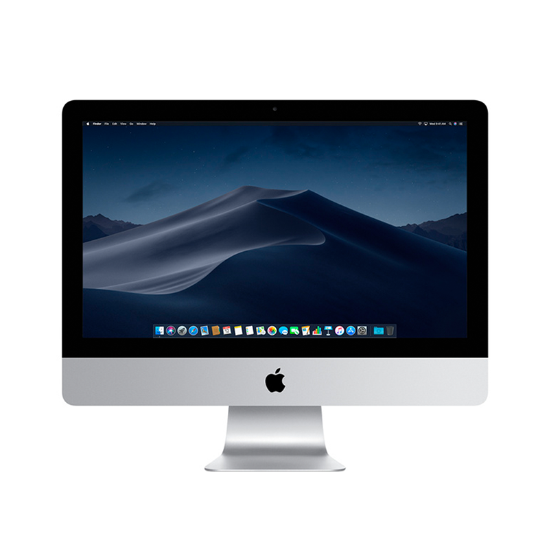 Imac 21 I5 1.4ghz 8gb 512gb Ssd Mf883ll/a Seminovo