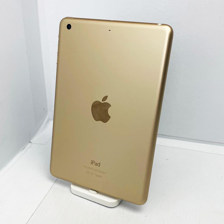 """iPad Mini 7.9"""" 3a geração Gold 64GB MGNV2LL/A Seminovo"""
